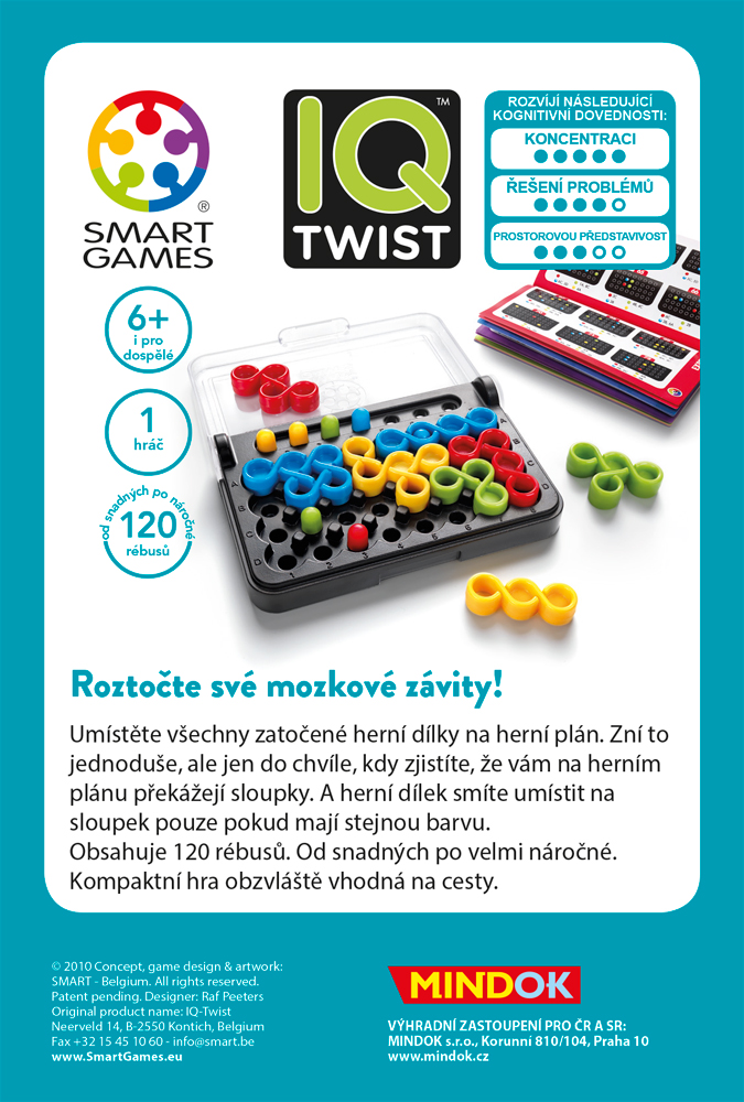 Mindok SMART IQ Twist