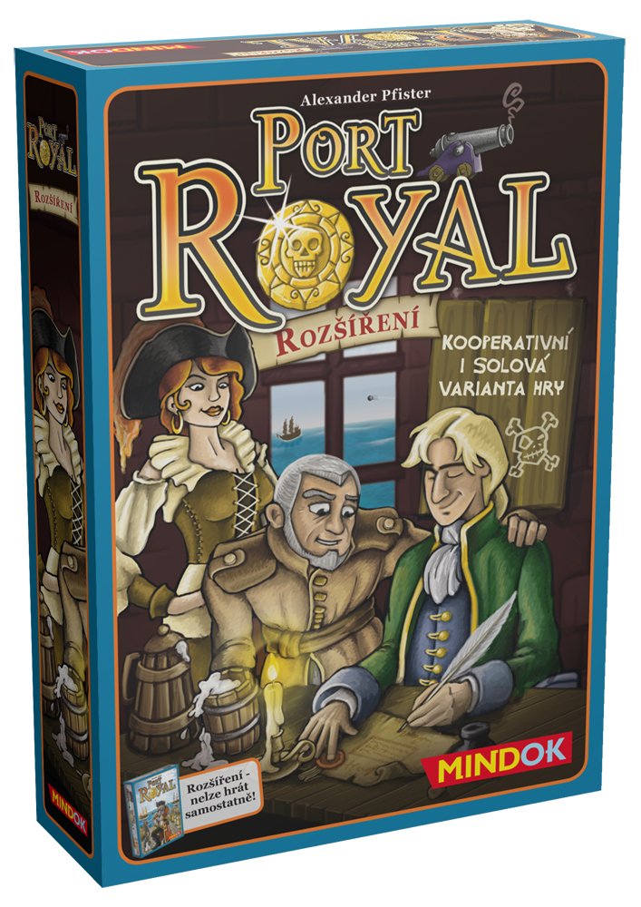 Mindok Port Royal: Kontrakt